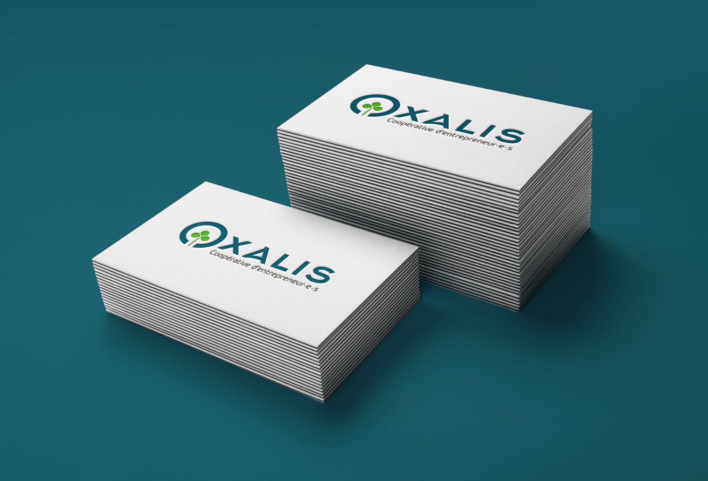Nouveau logo Oxalis