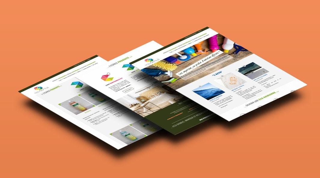 Site internet, produits d'entretien Creuse, produits d'entretien Limousin, produits d'entretien Nouvelle-Aquitaine.